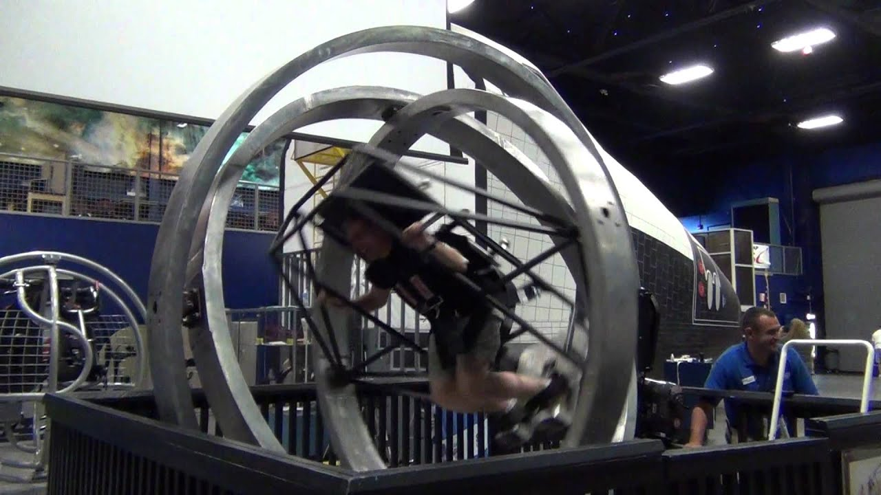 Atx 3 Axis Motion Simulator Youtube