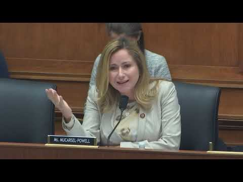 Debbie Mucarsel-Powell: Stands up for Florida Water in Transportation and Infrastructure Hearing