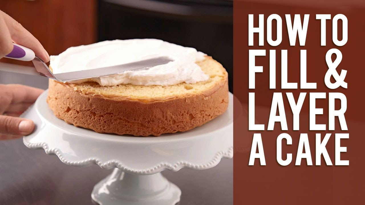 How To Get Even Cake Layers