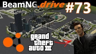 BeamNG.drive (#73) - GTA W BEAMNG! MAPA LIBERTY CITY Z GRAND THEFT AUTO III