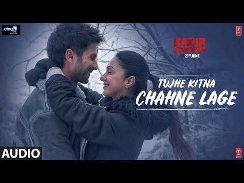 Download Lagu  Full Audio: Tujhe Kitna Chahne Lage | Kabir Singh | Mithoon Feat. Arijit Singh | Shahid K, Kiara A Mp3 Free