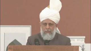 Inauguration of Baitul Nur Mosque, Calgary, Canada - part 9