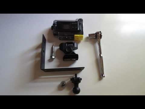 How To - Make A Cheap and Easy Outdoor Camera Mount