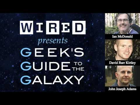 Ian McDonald Interview - Geek's Guide to the Galaxy Podcast #52