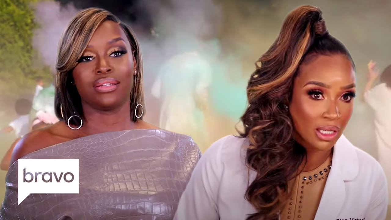 Things Get Colorful at Anila Sajja's Celebration | Married to Medicine Highlights (S8 E12)