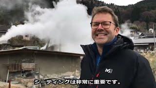 車いすシーティングの重要性 バート・ファンデルヘイデン氏が語る!