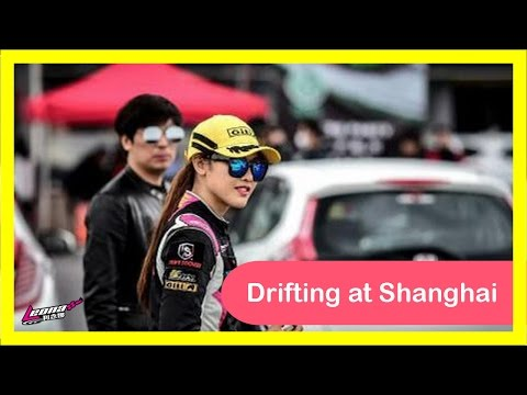 [DRIFT] GIRL DRIFTER AT IACRO SHANGHAI