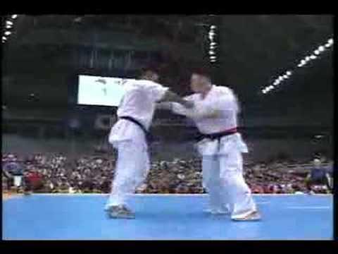 Kyokushin 1999 Final