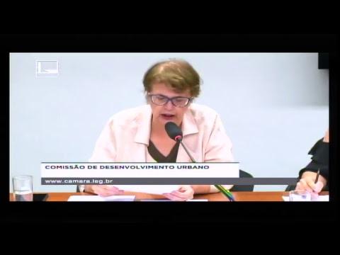 DESENVOLVIMENTO URBANO - Reunião Deliberativa - 13/06/2018 - 11:31