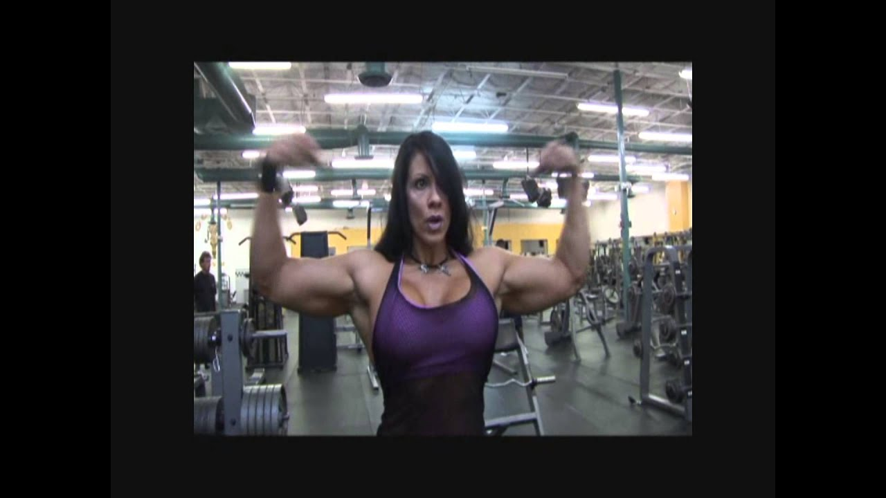Download VERY VERY SEXY MUSCLE GIRL LAURIE STEELE