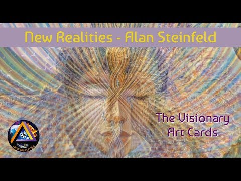 The Visionary Art Cards (New Realities Channel)