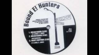 Bound E! Hunters - Breakitdown