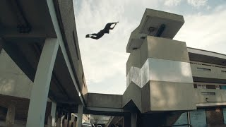 Parkour in London's Dying Estate - RIP Thamesmead 🇬🇧