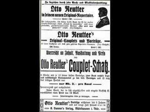 OTTO REUTTER - Ich bin ein echter deutscher Patriot