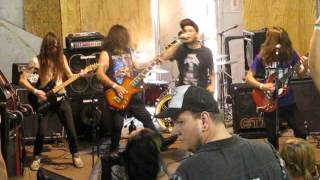"Axe Ripper ""House Destruction Party"""