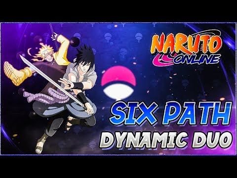 Naruto Online | Ashura And Indra Duo