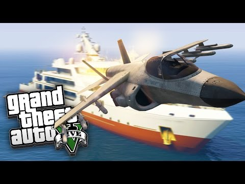 DUDE THIS IS CRAZY! GTA 5 Yacht Defense With Speedy! Making Money GTA Online