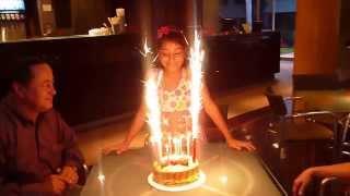 Cumpleaños Alinson En Karens Pizza