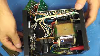 Umbau Labornetzteil DIGI35 mit Kaltgerätebuchse