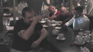 Встреча В.Мальцева и Д.Дёмушкина. Не вошло в эфир.