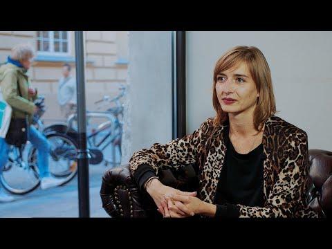 WRITERS IN MOTION  Ilona Witkowska