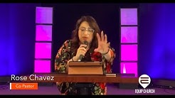 Equip Church Live - Waiting To Exhale - Pastor Rose Chavez
