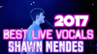 Shawn Mendes | Best Live Vocals *2017*New*
