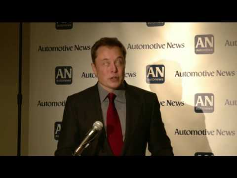 Elon Musk on why Hydrogen fuel cell is dumb 2015 1 13