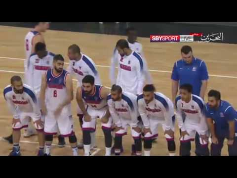 Al-Muharraq X Al-Manama | 3rd Final - Basketball Bahrain 2017 | المحرق البحريني X المنامة البحريني