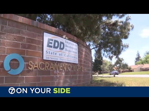 California woman watches via text as scammer drains EDD bene