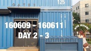 【VLOG/ENG SUB】Kペンが行く韓国旅行 DAY 2-3 (カフェ巡り編)  - KOREA TRIP - 한국여행