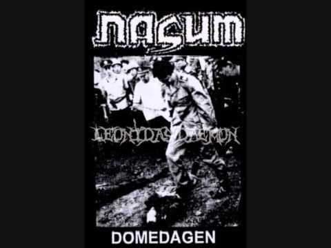 nasum enough from domedagen demo