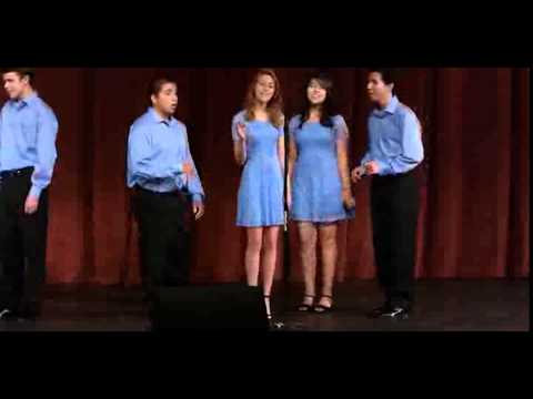 The Boy From New York City (JMHS Vocal Ease/Jazz Choir)