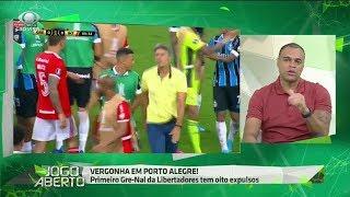 DENILSON CRITICA DECLARAÇÃO DE RENATO GAÚCHO: Foi infeliz