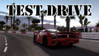 Test Drive: Ferrari Racing Legends Gameplay on Xbox 360