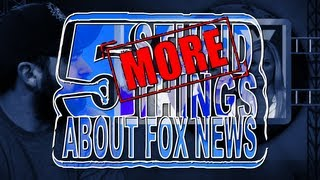 Five More Stupid Things About Fox News