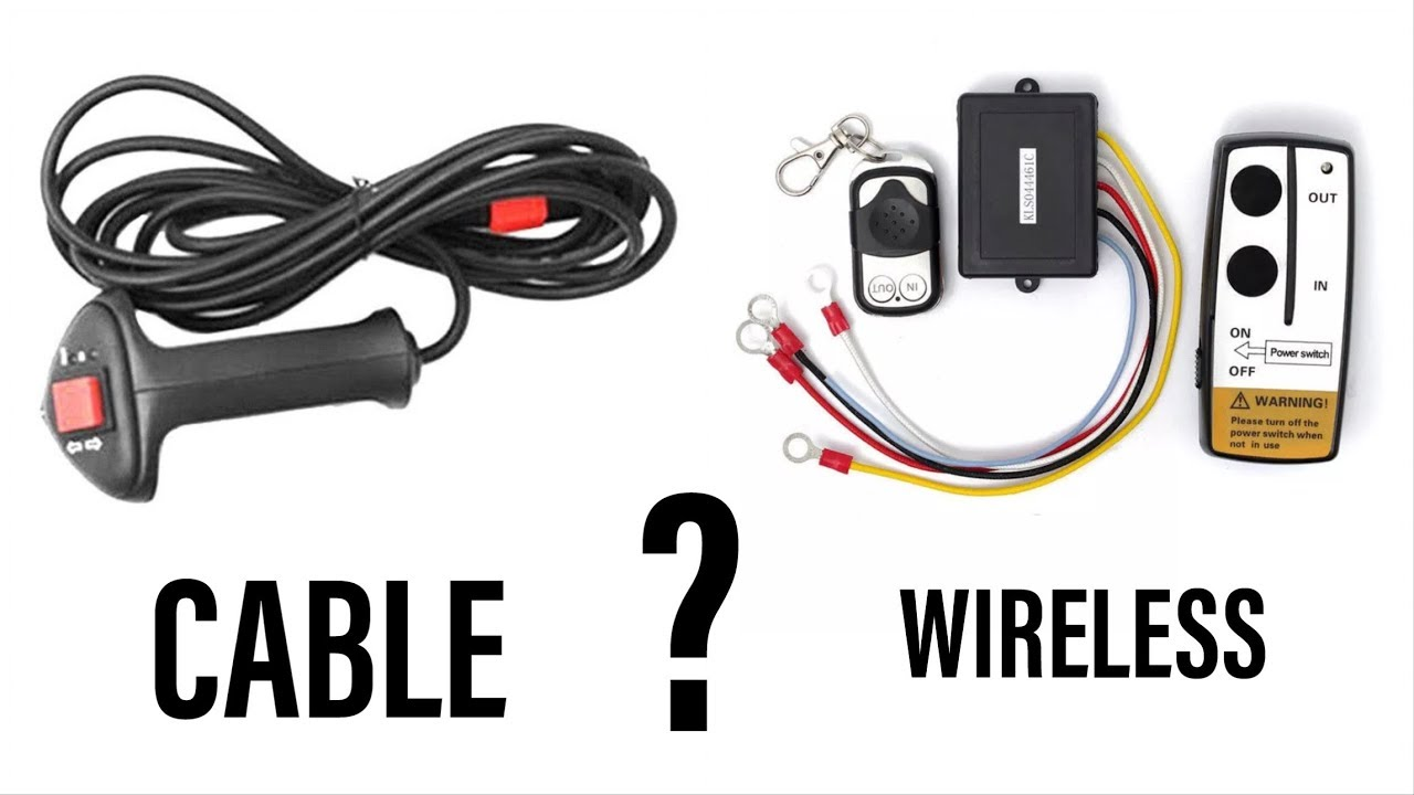 Optional Wireless Winch Controls Kit Review  Easy DIY Wiring (Wireless Controller Installation