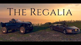 Forza Horizon 4 : Final Fantasy XV Regalia Models Trailer