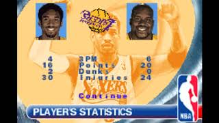 NBA JAM 2002 SEASON MODE #1
