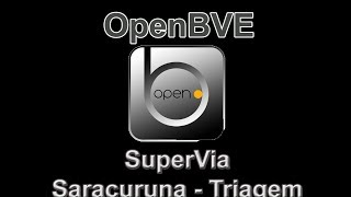 OPENBVE Supervia - Saracuruna à Triagem (Completo)