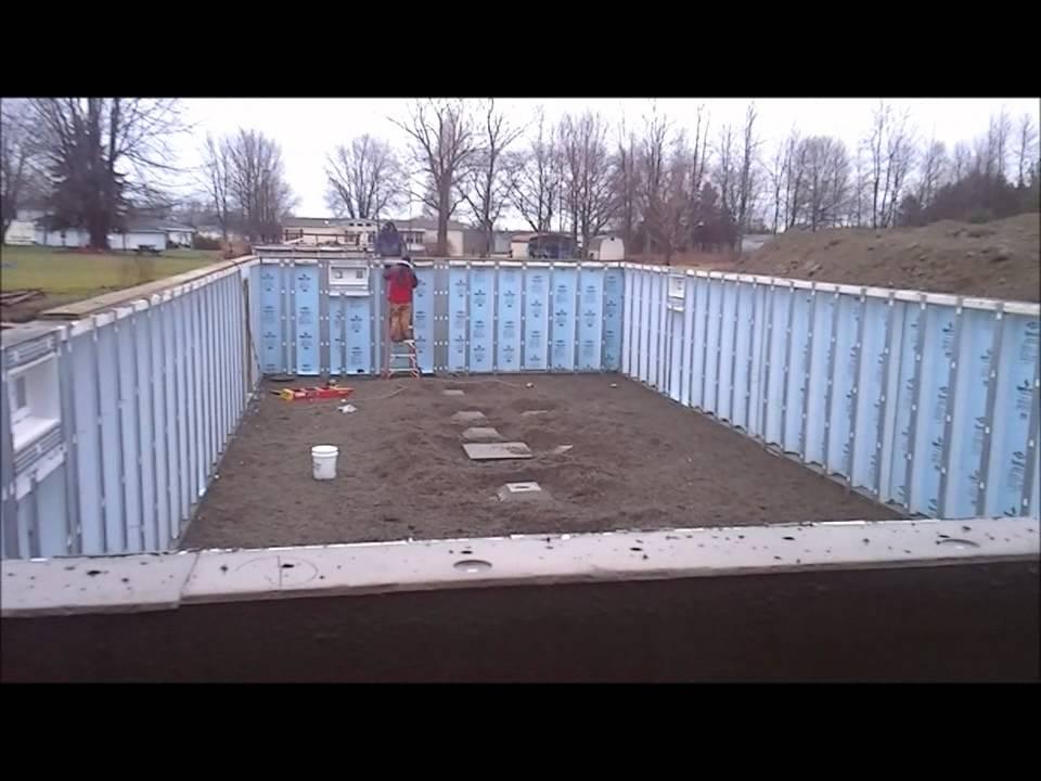 owl homes fredonia installing a precast basement on Precast Basement Walls id=12121