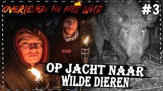 Ik Ging Jagen Op Wilde Dieren - OVERLEVEN IN HET WILD #3