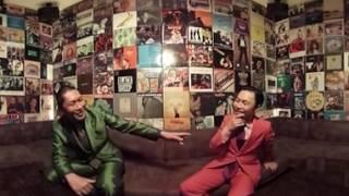 Wax Poetics Japan 360° VR トーク映像企画。在日ファンクの浜野謙太とO...