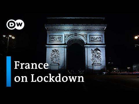 Coronavirus update: Macron puts France on lockdown, UK shifts Corona strategy | DW News
