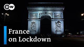 Coronavirus update: Macron puts France on lockdown, UK shifts Corona strategy   DW News