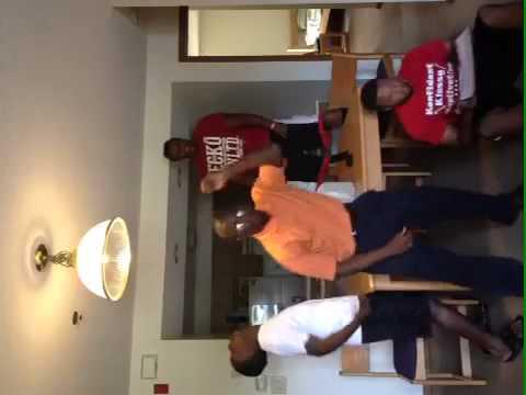 Harlem Shake at Ohio internship