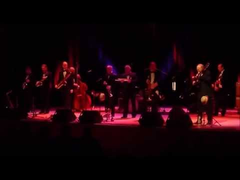Hot And Bothered, Chris Barber Band 2015, Waterfront Hall, Belfast