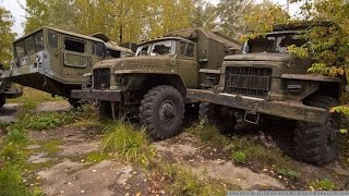 BEST of RUSSIAN trucking EXTREME ( Pure Sound ) (HD)