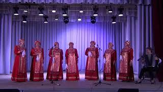 Вокальный ансамбль народного хора русской песни «Уралочка» - «Малиновый звон»