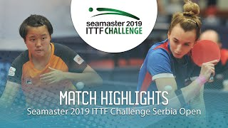 Мария Маланина vs Mak Tze Wing | Serbia Open 2019 (U21 Final)